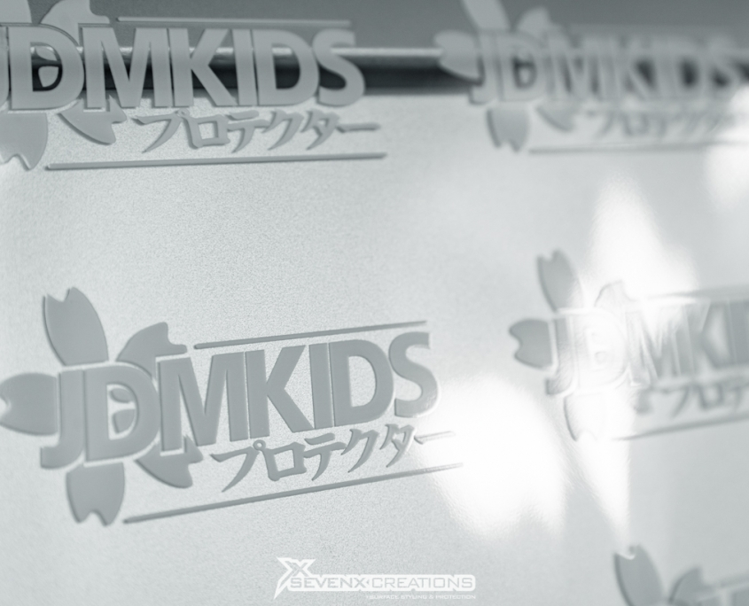 JDM Kids custom sticker 2
