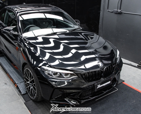 BMW M2 Competition Pomponazzi 880x real glass coating 68