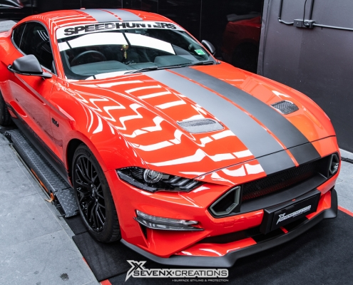Ford Mustang Pomponazzi 880xx real glass coating 32