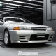 Nissan R32 GTR Pomponazzi 880x real glass coating with suntek ultra ppf 41
