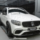 Mercedes GlC s Pomponazzi xx real glass coating