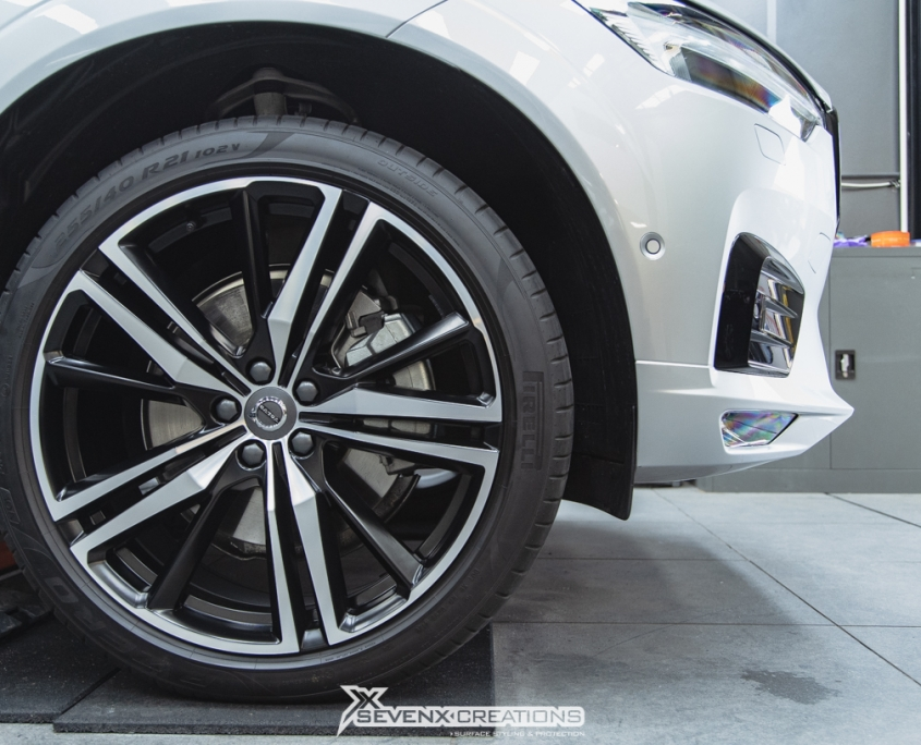 Volvo xc pomponazzi x real glass coating Copy