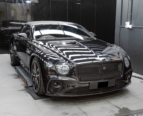 Bentley Continental GT Convertible Full car ppf