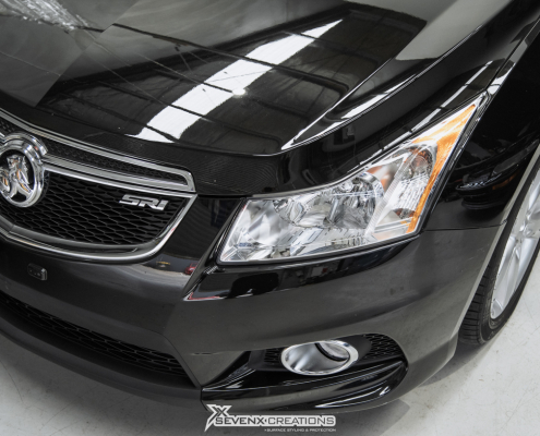 Holden Cruze Pre Detail Package tuned web